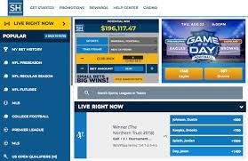sugarhouse sports betting