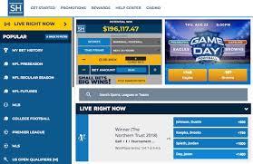 sugarhouse sports betting