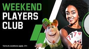 unibet new jersey weekend promo